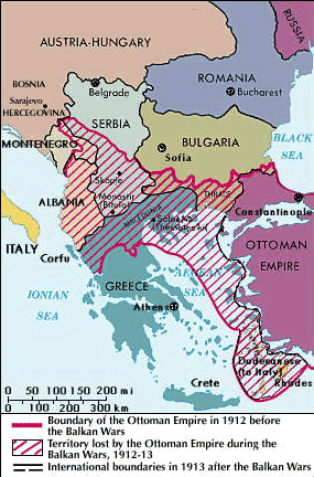 Balkan wars the world at war image unavailable gumiabroncs Image collections